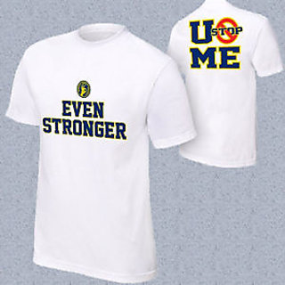John Cena Even Stronger T-Shirt