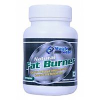 Muscle Glaze Natural Fat Burner 270 Caps