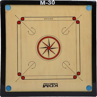 KDM M 30 Carrom Board