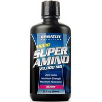 Dymatize Nutrition Liquid Super Amino 23000mg Berry 32 Ounce-VQB