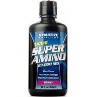 Dymatize Nutrition Liquid Super Amino 23000mg Berry 32 Ounce-VQB