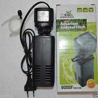 Venus Aquarium Fish Tank Aqua Internal Power Filter (6005F) Af008092