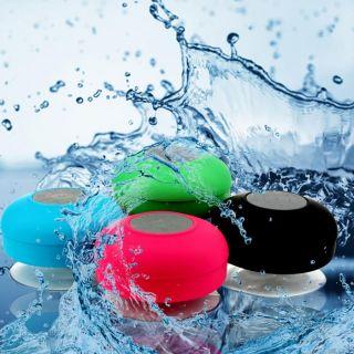 Portable Sub-Woofer Water-Proof Wireless Bluetooth Speaker - Inbuilt Microphone
