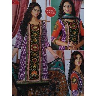 Jash Cotton Dress Material