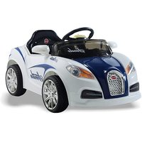 7 Stars kids battery operated cool car with R/c  led lights