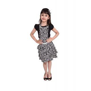Kids dresses baby clothing Girls dangri Skirt top