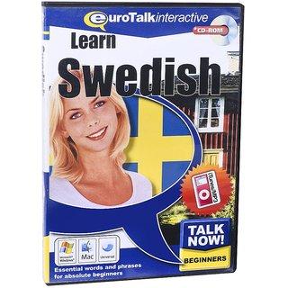 Eurotalk Learn Swedish Cd For All