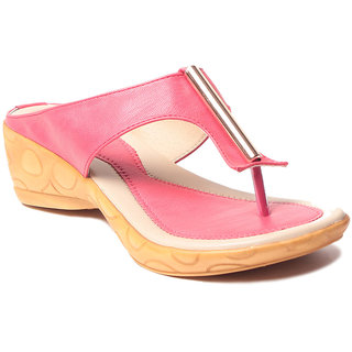 Msc WomenS-Red-Synthetic-Heels (MSC-37-394-HEELS-RED)