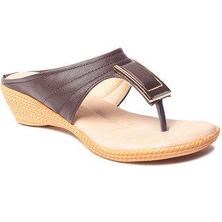 Msc WomenS-Brown-Synthetic-Heels (MSC-37-567-HEELS-BROWN)