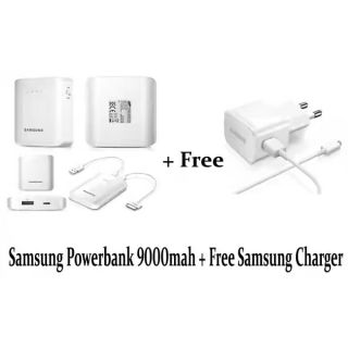samsung 9000mah power bank WITH free Samsung Charger Image
