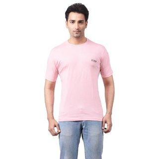 Regnum Pink Round Neck Tshirt