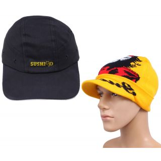 Sushito Set Of Two Casual Cap JSMFHCP1580-JSMFHCP1400