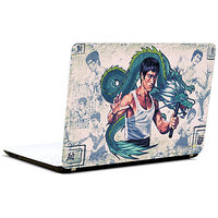 Pics And You Jackie Chan Abstract 3M/Avery Vinyl Laptop Skin Decal-Ab027