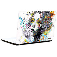 Pics And You Beautiful Girl Abstract 3M/Avery Vinyl Laptop Skin Decal-Ab138
