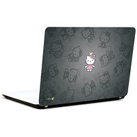 Pics And You Hello Kitty 3M/Avery Vinyl Laptop Skin Decal-Ab063