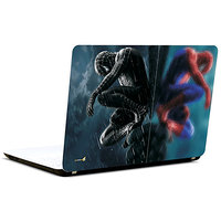 Pics And You Spiderman  Black And Blue 3M/Avery Vinyl Laptop Skin Decal-Sh036