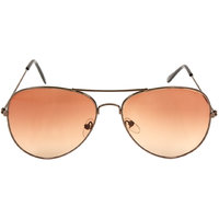 Joe Martin Classic Aviator Sunglasses RVR-14
