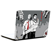 Pics And You Shaun Of The Dead 3M/Avery Vinyl Laptop Skin Decal-Sh024