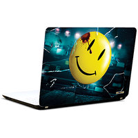Pics And You Smile Even If You Are Hurt 3M/Avery Vinyl Laptop Skin Decal-Ab170