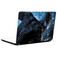 Pics And You Spiderman Black With Rage 3M/Avery Vinyl Laptop Skin Decal-Sh037