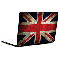 Pics And You Britain Flag Abstract 3M/Avery Vinyl Laptop Skin Decal-Ab172