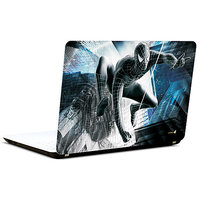 Pics And You Spiderman Black 3M/Avery Vinyl Laptop Skin Decal-Sh023
