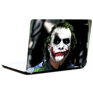 Pics And You Joker Angry 3M/Avery Vinyl Laptop Skin Decal-Sh092