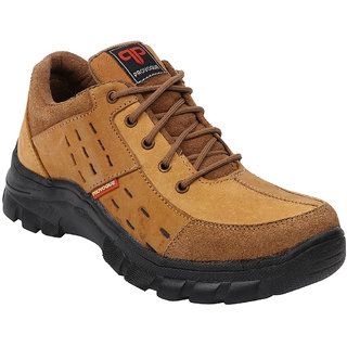 Provogue Mens Brown Casual  Lace-up Shoes (PV1811CAMEL)