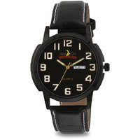 ALPINE CLUB SWITZERLAND ACW-001-BK-BK-GLD MEN WATCH