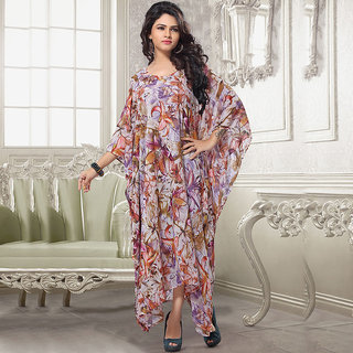 Charming And Fabulous Floor Length Kaftan