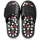 Accu Paduka Massage Slippers (slippers For Full Body Acupressure) L Size For Size 9,10