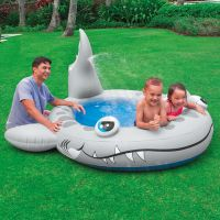 Intex Sandy Shark Spray Pool - Your Personal Pool At Home