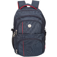 Cosmus Wellington Casual Laptop Backpack Bag for upto 17 inch Laptop(Blue)