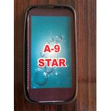 Soft Jelly Silicon Silicone Back Cover Case Fr Karbon Karbonn A9* Star A-9* Star