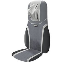 Homedics BMSC 4600IN Back  Neck Shiatsu With Heat Massager(Grey, Black)