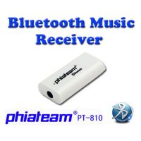Gadget Hero's Bluetooth 3.5mm Audio Music Receiver Adapter A2DP For Phone Tablet - 2580202