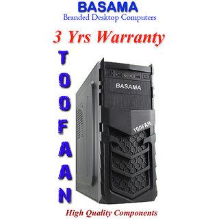 Core I3 530 / 2Gb / 160Gb Basama Toofan Branded Desktop Computers With 3 Years Warranty