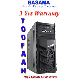 BASAMA TOOFAN T2500D (CORE I-3 530 / 2GB / 500GB / DOS) Desktop
