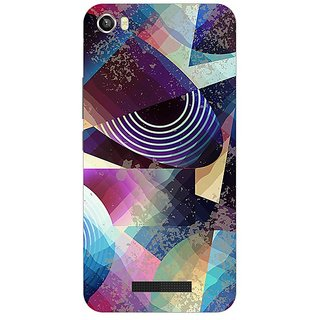 Garmor Designer Plastic Back Cover For Lava Iris X8