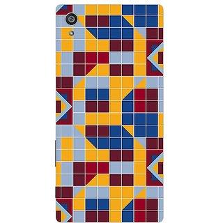 Garmor Designer Plastic Back Cover For Sony Xperia Z5
