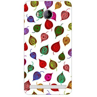 Garmor Designer Plastic Back Cover For Vivo X710