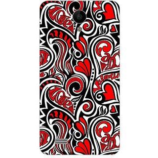 Garmor Designer Plastic Back Cover For Vivo Y22