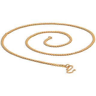 Gold Toned Stylish Chain
