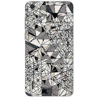Garmordesigner Plastic Back Cover For Huawei Honor 6