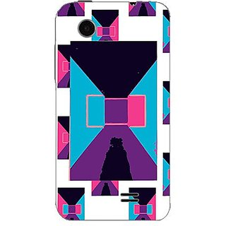 Garmordesigner Plastic Back Cover For Lenovo A369I