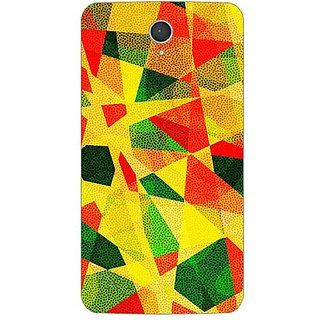 Garmordesigner Plastic Back Cover For Lenovo A850
