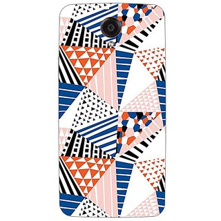 Garmordesigner Plastic Back Cover For Lenovo S820