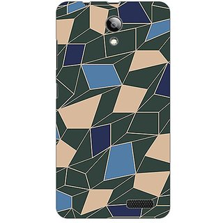 Garmordesigner Plastic Back Cover For Lenovo Rocstar A319