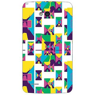 Garmordesigner Plastic Back Cover For Lg L80