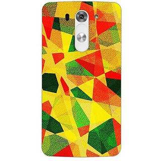 Garmordesigner Plastic Back Cover For Lg G3 Beat